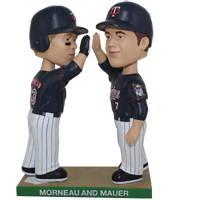 Mauer/Morneau Double Bobble