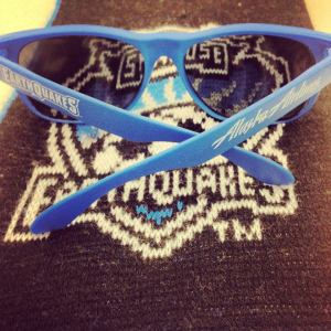 earthquake glasses